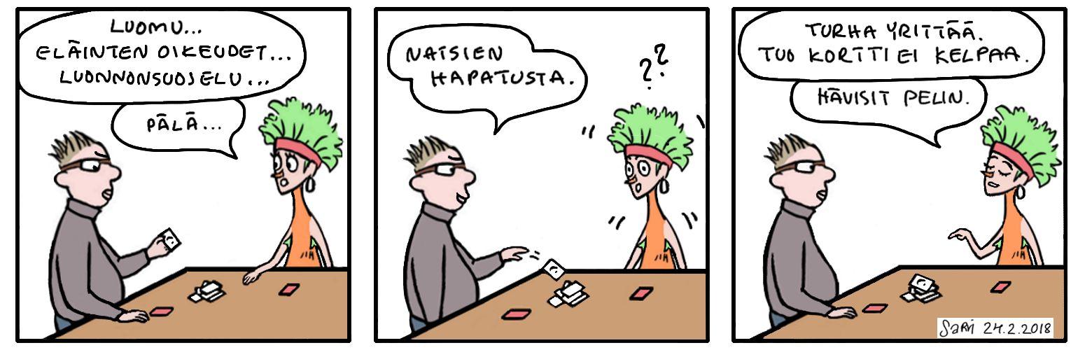 lh31 Kortinpeluuta