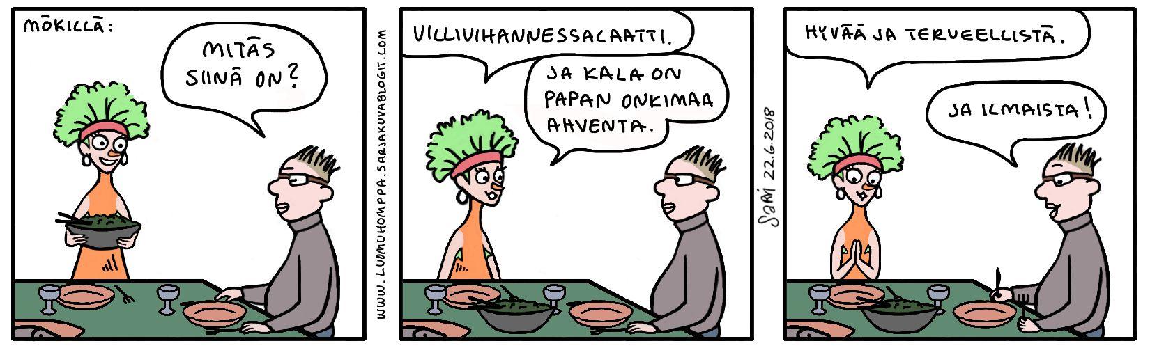 lh49 Unelma-ateria